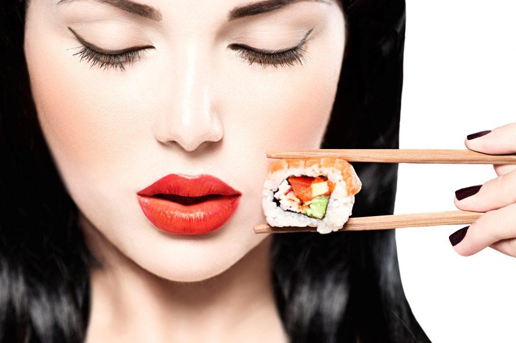 Sushi mania: sano e dietetico