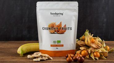 Frutta essiccata Foodspring - Sara Cavallari