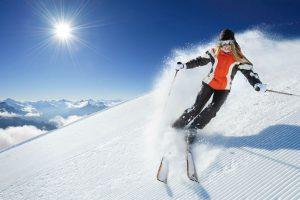 I posti più cool dove sciare - Sara Cavallari