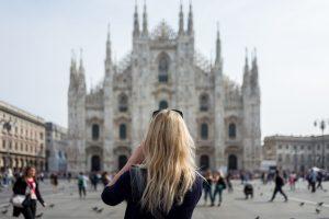 Location instagrammabili Milano - Sara Cavallari