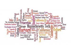 Migliori università al mondo - Sara Cavallari