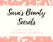 Beauty Routine - Sara Cavallari