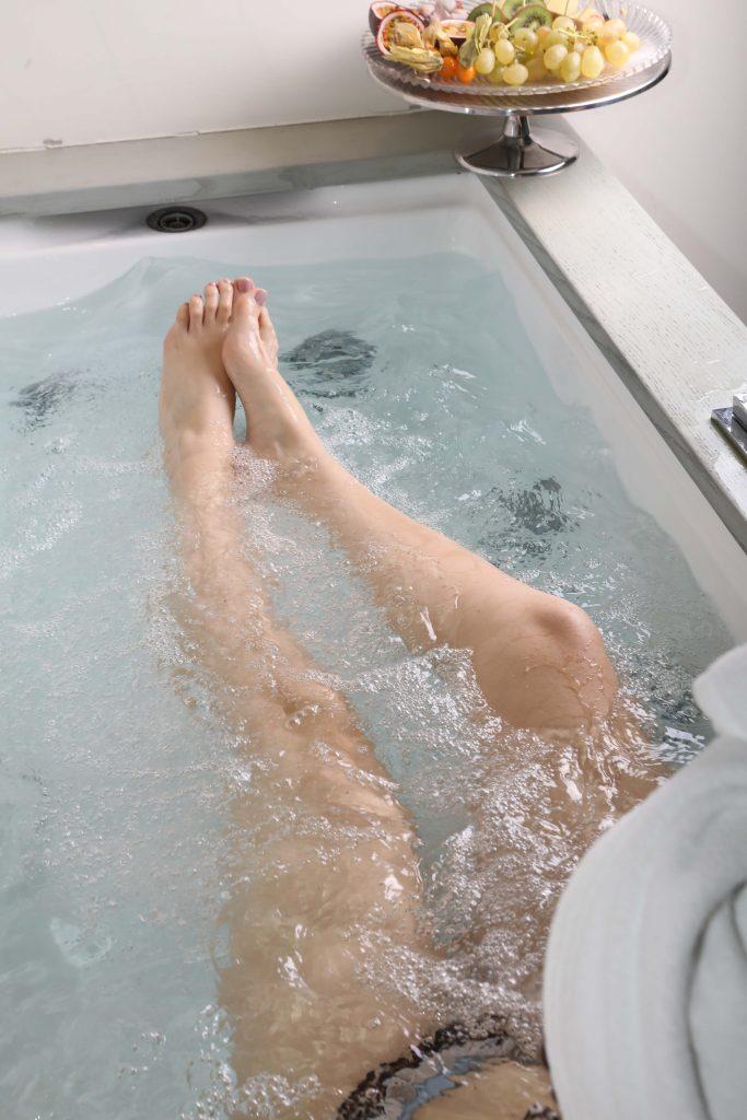 La spa a casa tua - Sara Cavallari